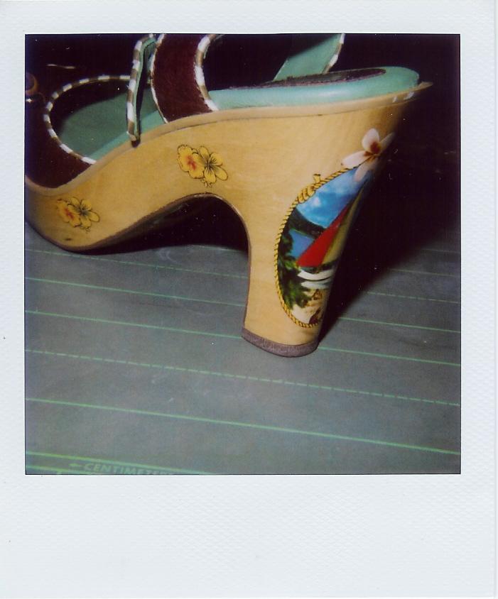 Ship shoe